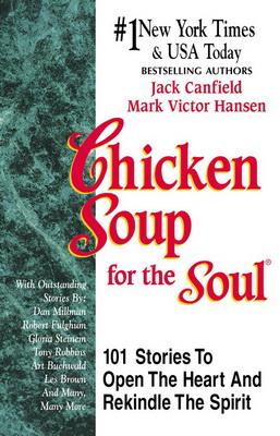 Книга «Куриный бульон для души»
