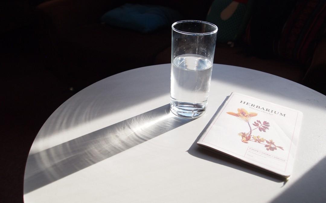 Техника стакана воды