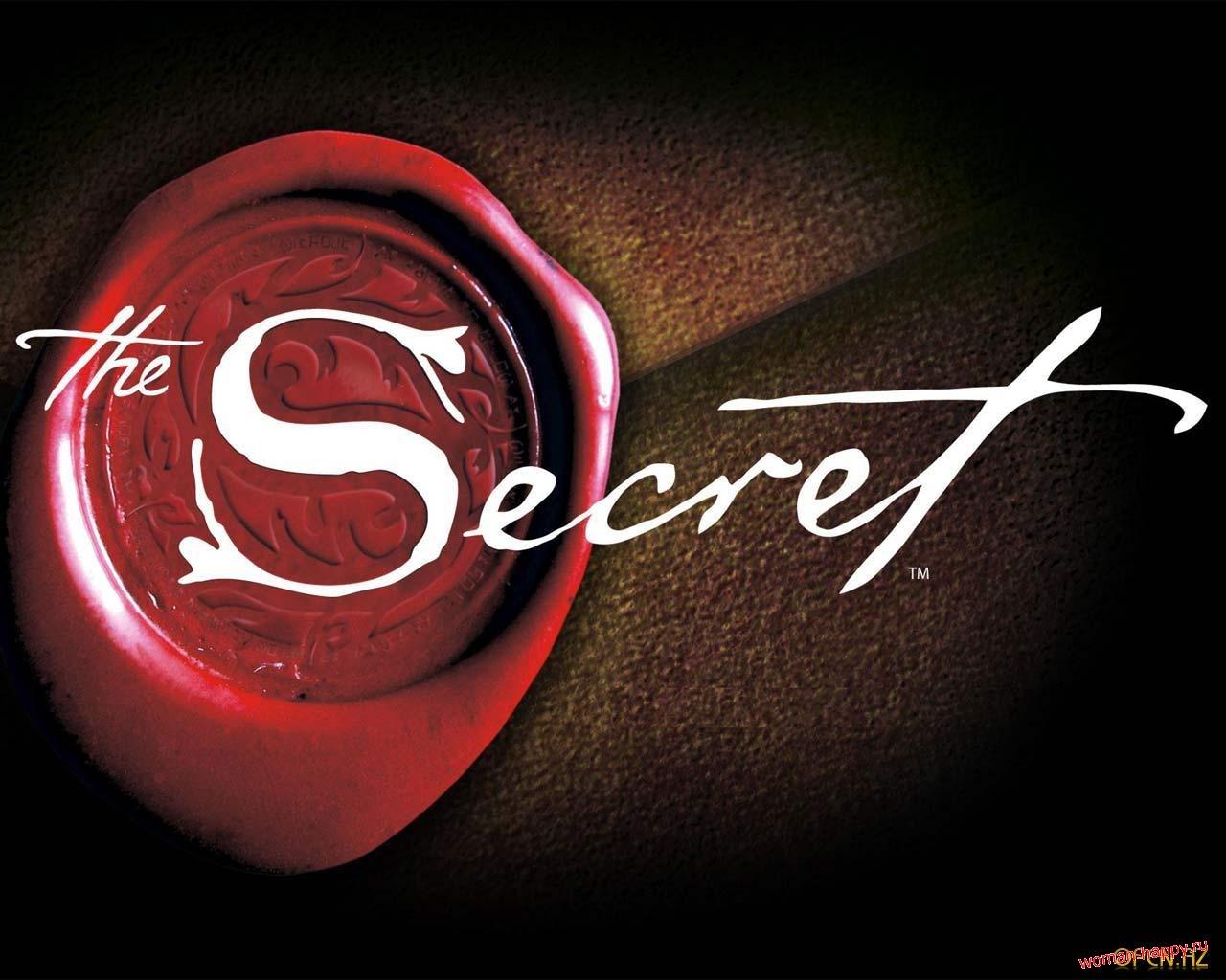 Книга «Секрет»