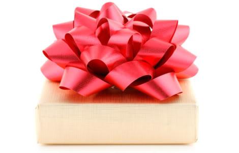 получить подарок