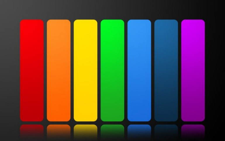 Влияние цвета на восприятие людей