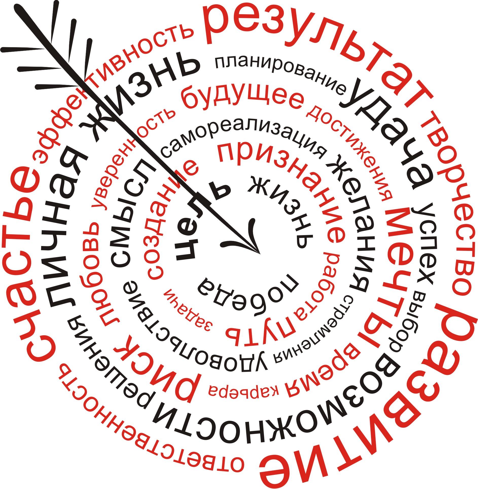 что как сделать цель жизни словами