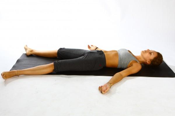 Шавасана — успокоение ума и тела