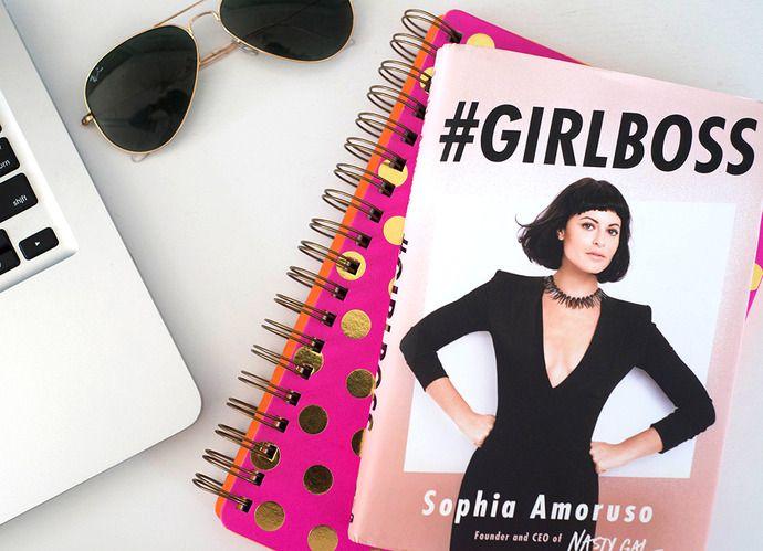 Книга недели «GIRLBOSS» Софии Аморузо