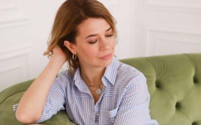 Когда и муж любимый и дети хорошие, а живешь все равно в стрессе