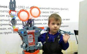 Выставка роботов обернулась напряженной менеджерской работой